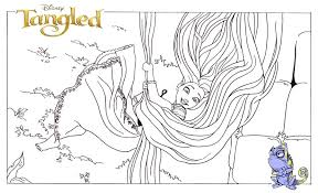 Tangled Coloring Pages Online Free Page By On Thaypiniphone Coloring Pages Tangled