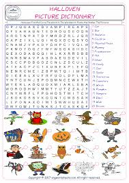 halloween word search printable worksheets halloween free esl efl worksheets made by teachers for teachers