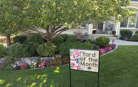 Mill Creek Landscaping by Yards Of The Month 2017 Cedar Hills
