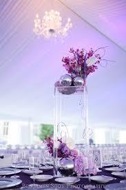 purple centerpieces 82 best purple bat mitzvah centerpiece images on