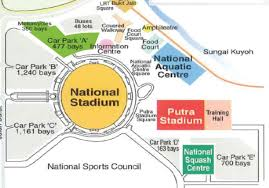 Stadium Floor Plan by National Stadium Floor Plan Venue Directory