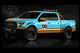 seven modified 2016 ford f 150 pickups coming to sema motor trend