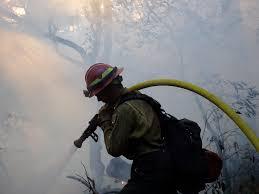 santa rosa wildfires in california became so
