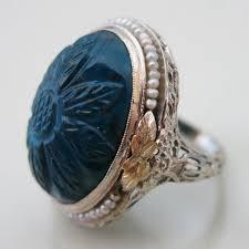 37 best vintage u0026 antique rings images on pinterest antique