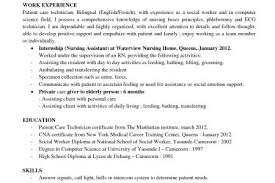 Vet Tech Resume Examples by Fiber Technician Resume Objective Reentrycorps