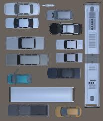 2d cars vehicules furniture floorplan top view psd 3d model 3d model 2d cars vehicules furniture floorplan top view psd 3d model 3d model