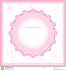 baby shower greeting card for royalty free stock image
