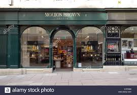 molton brown stock photos molton brown stock images alamy molton brown store in bath somerset stock image
