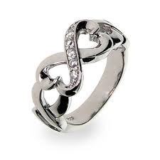 what is a friendship ring personalized infinity ring engravable infinity ring