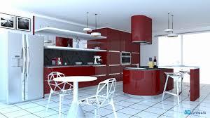 faience de cuisine moderne model de cuisine moderne awesome cuisine model cuisine en bois img