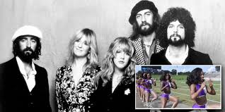 Bands Will Make Her Dance Meme - fleetwood mac song tops the charts with viral meme
