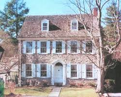 federal style house federal style 1780 1820 phmc pennsylvania architectural field