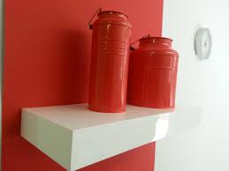 Free Floating Shelves by 24 Long White Floating Shelf U2013 Wall Modern Decor White High Gloss