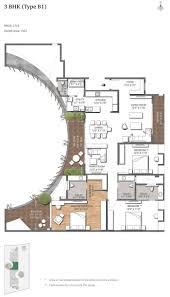 Livia Condo Floor Plan by Assetz 38 U0026 Banyan Apartments C V Raman Nagar Bangalore Homes