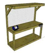 Free Wood Workbench Designs by Workshop Workbenches And Work Tables At Woodworkersworkshop Com