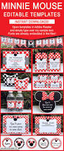 get 20 minnie mouse birthday invitations ideas on pinterest
