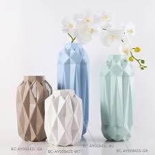 vasi decorativi interni decorativi in ceramica vasi di fiori per soggiorno