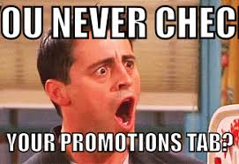 Marketing Meme - find the latest email marketing tips in our blog