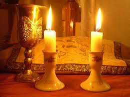 sabbath candles shabbat