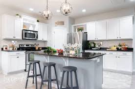 Modern Farmhouse Kitchens Diy Modern Farmhouse Kitchen Makeover Final Reveal U0026 Full Source