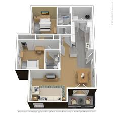Simple 2 Bedroom House Plans by Floor Plans Virtual Tours The Courtyards