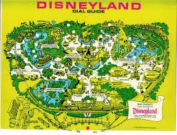 Disney Maps 1962 Disneyland Souvenir Map In Maps Roundtripticket Me