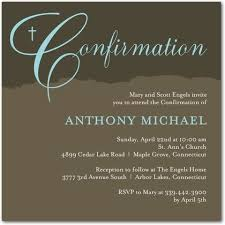 confirmation invitations 37 best confirmation invitations images on confirmation