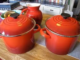 Creuset Pot Thrift Store Find Le Creuset 6 Qt Stock Pot The One On T U2026 Flickr