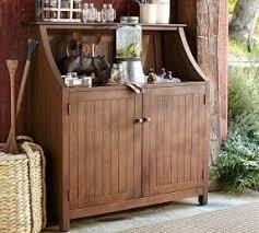 Outdoor Storage Cabinet Outdoor Bar Storage Cabinet Foter