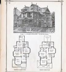 gothic victorian house floor plans queen anne victorian houses