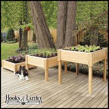 garden planting tables potting benches u0026 raised bed gardens
