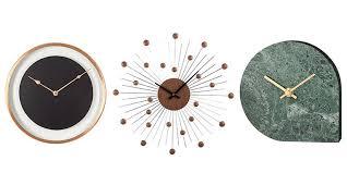 best wall clocks 15 best modern wall clocks cool home clocks