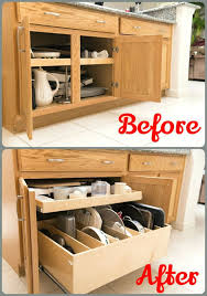 Cabinet Pull Out Shelves by Shelves Bathroom Cabinet Slide Out Shelves Increase Access To