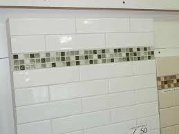 white bathroom tiles with border wpxsinfo