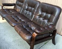 Tan Leather Chair Sale Leather Sofa Etsy