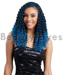 extension braids pre curled bohemian freetress braid bulk crochet braiding hair