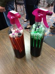 marker spray bottles awesome idea for old markers this would
