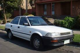 toyota corolla sedan 1993 1993 used toyota corolla sedan car sales kew vic 4 200