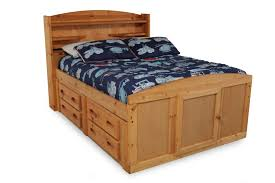 Captain Twin Bed With Storage Bedroom Wood Twin Captains Bed Design With Storage For Kids Room
