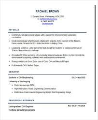 37 engineering resume examples free u0026 premium templates