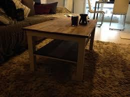 Relooker Une Table Une Table Lack Relookée Nature Bidouilles Ikea