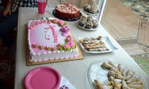 dessert table baby shower mrs mahiya