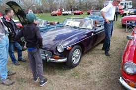 1974 mgb roadster rare black tulip color nice car for sale photos