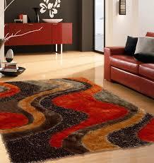 mesmerizing 90 orange shag area rugs design decoration of stella