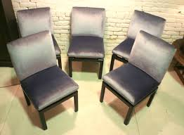 sold u2013 vintage baker far east collection style dining chairs