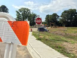 Garden State Parkway Map Interchange 91 Entrance Exit Ramps Expected To Open Thursday And