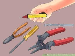 how to extend electrical wire in wall fishing electrical wire