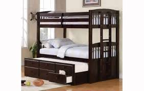 Bunk Bed With Trundle Bunk Bed With Trundle Bed Freyalados