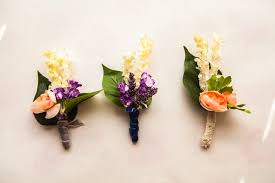 silk flower how to make a silk flower boutonniere 5 steps with pictures