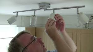 halogen kitchen light fixtures changing a lightbulb britaininaday youtube